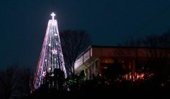 Возведение «Рождественской башни-елки» отменяется