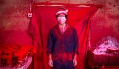 «Рождественская деревня» по-китайски