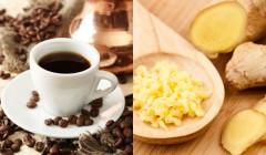 Кофе с имбирем. 5 зимних рецептов.