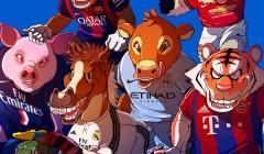 Восточно-футбольный календарь