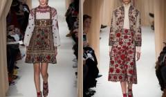Неделя Высокой моды в Париже: Средневековый романтизм от Valentino