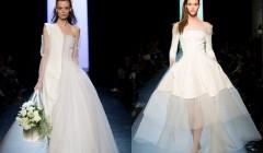 Неделя высокой моды в Париже: Свадебная феерия от Готье