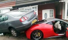 Британец разбил арендованный Ferrari стоимостью £220 тыс.
