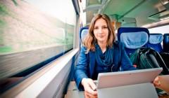 Леони Мюллер – немецкая студентка, которая живет в поезде