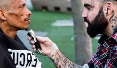 Насир Собхани – парикмахер для бездомных наркоманов