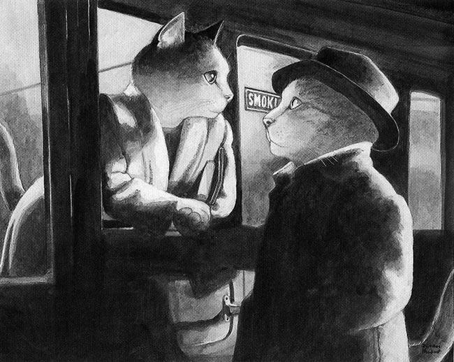 кино-кошки
