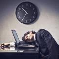 work_man_sleeping