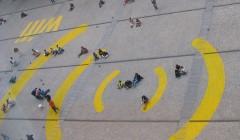 В Англии Wi-Fi встраивают в тротуар
