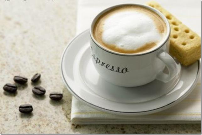 Капучино — Смесь молочной пенки и эспрессо
