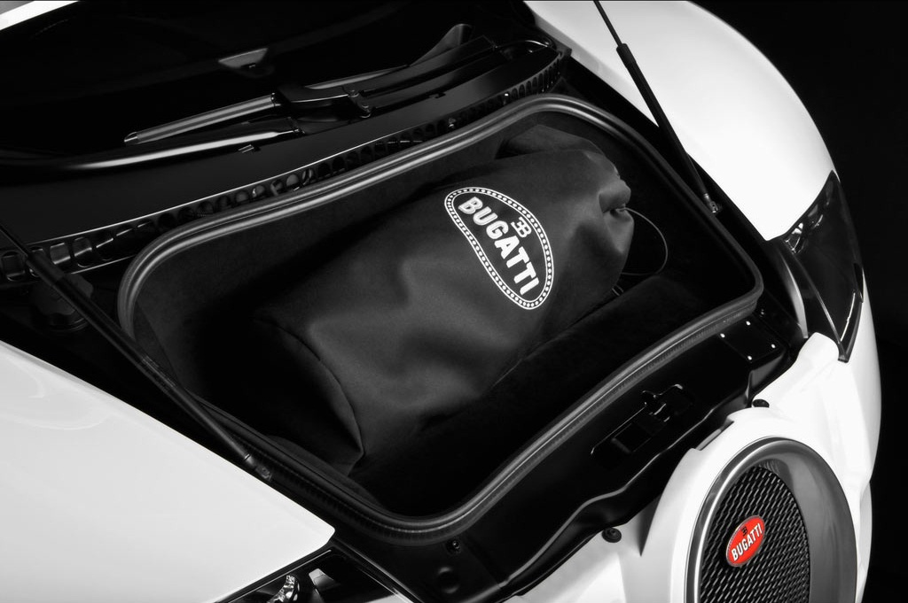 Bugatti Veyron 16.4 Gran Sport - багажник