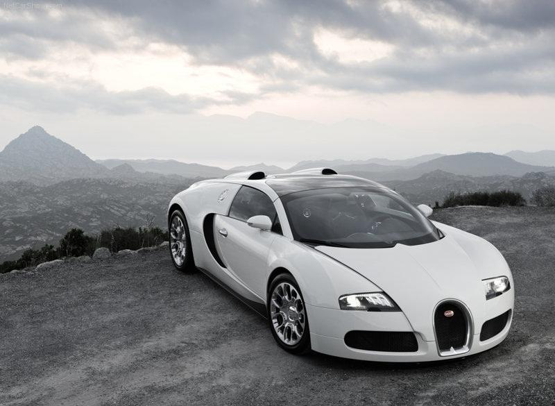 Bugatti Veyron 16.4 Grand Sport | Самый дорогой автомобиль в мире
