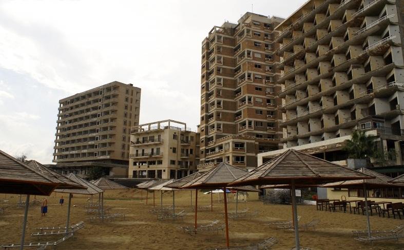 Кипр. Город Вароша