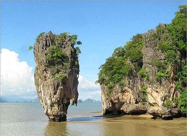 Острова архипелага Пхи-Пхи