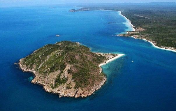 Робинзоном Крузо, уже около 20 лет живёт один на небольшом острове у северо-восточного побережья Австралии