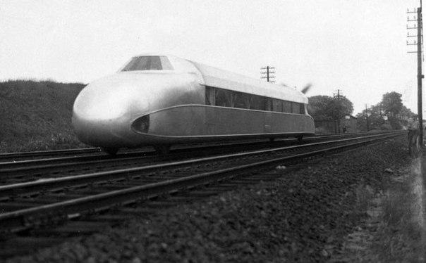 Мировой рекорд скорости на железной дороге — 230,2 км/ч