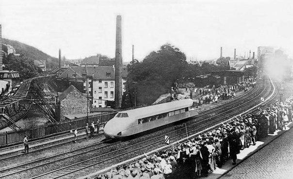 Разработчик- компания Deutsche Reichsbahn из Германии