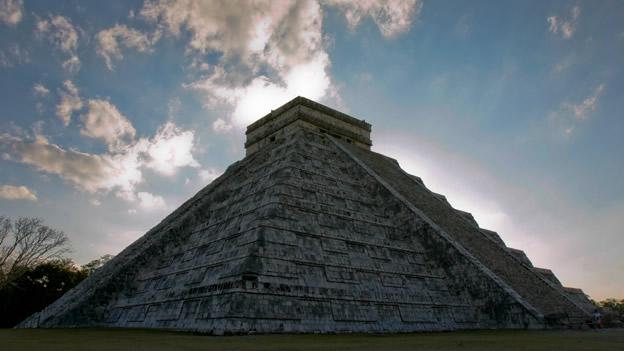 Пятое солнце майя