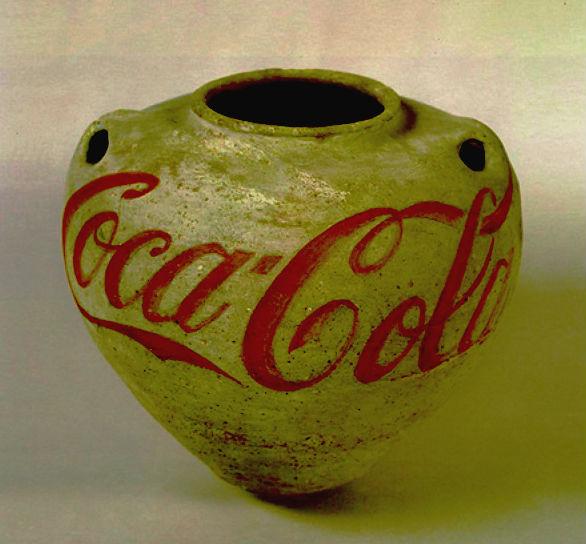 Сами вазы — это древнейшие артефакты, возраст которых составляет более 2 тысяч лет.