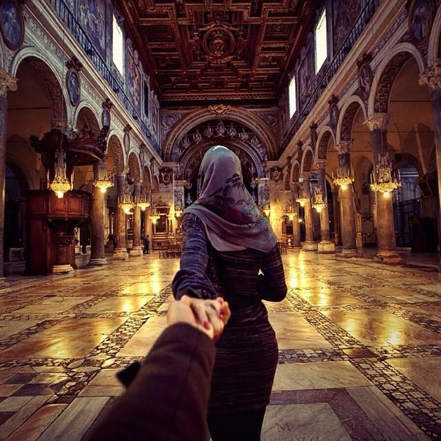 Следуй за мной в Риме