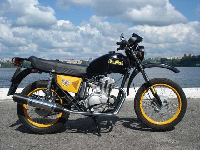 МотоциклZH Springbok