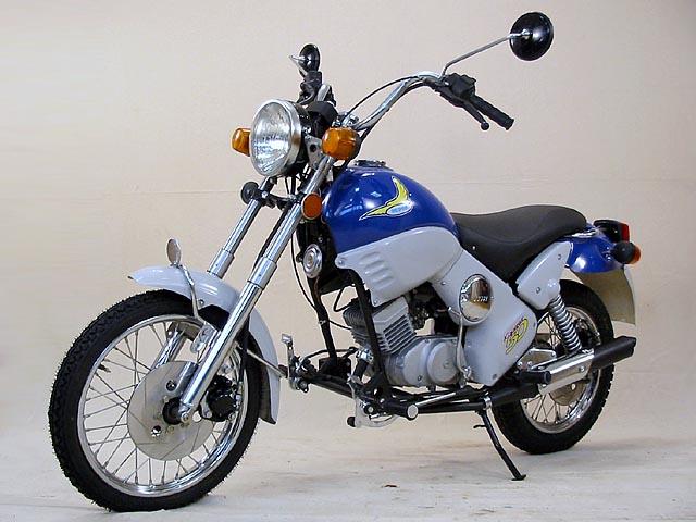 мотоцикл «Корнет»