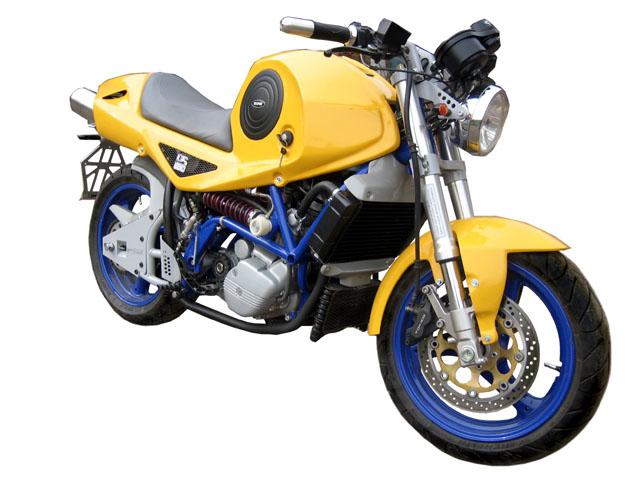 Мотоцикл «PS-650 ROTAX»