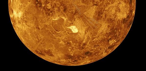 Планета Венера без спутников