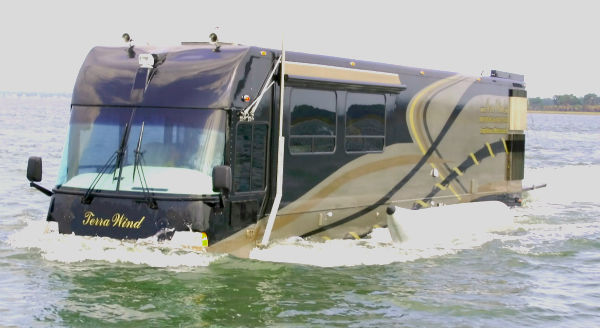 Автобус амфибия