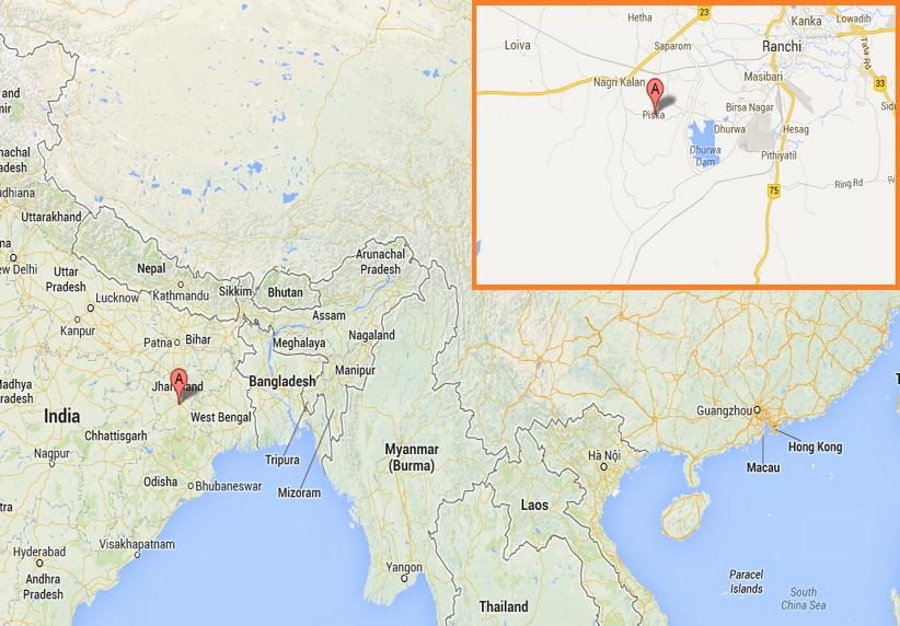 находка была обнаружена в системе пещер региона Charama района Kanker индийского штата Чхаттисгарх
