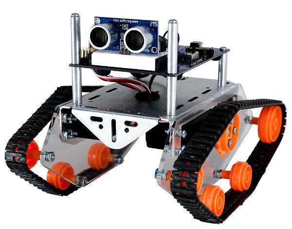 Робот ActivityBot Robot Kit