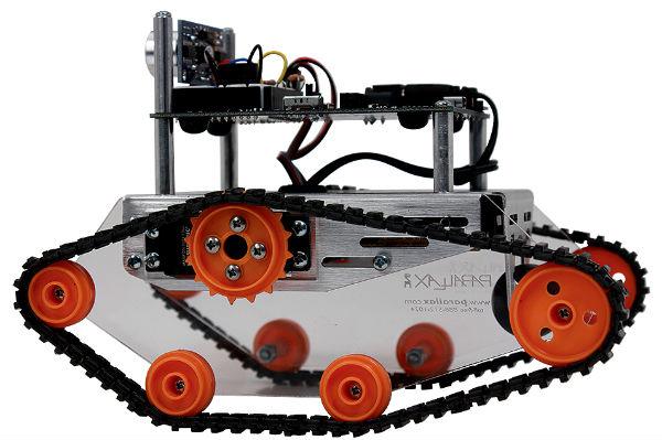 ActivityBot может быть улучшен компонентами вне шельфа, дополнительными датчиками и комплектами модернизации.