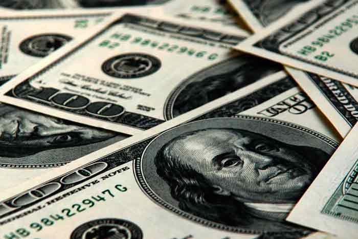 Деньги малого номиналапродолжали печататься с зелеными чернилами