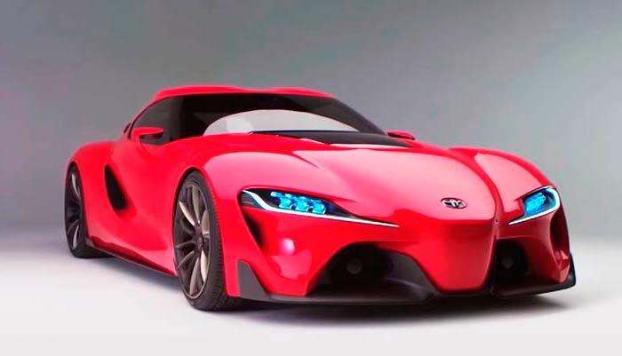 Тойота Supra — детище BMW и Тойты