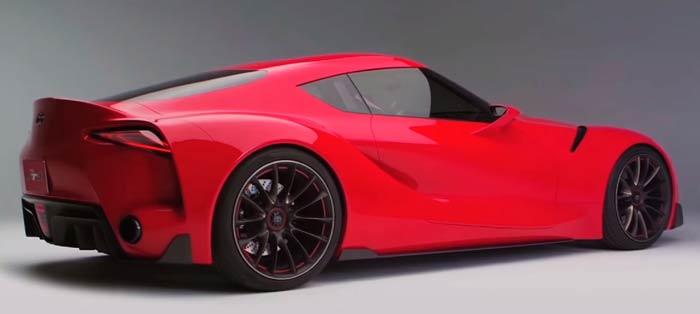 Toyota FT-1 возглавляет в виртуальном мире Gran Turismo 6