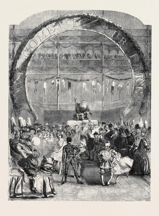 Гравюра 1859