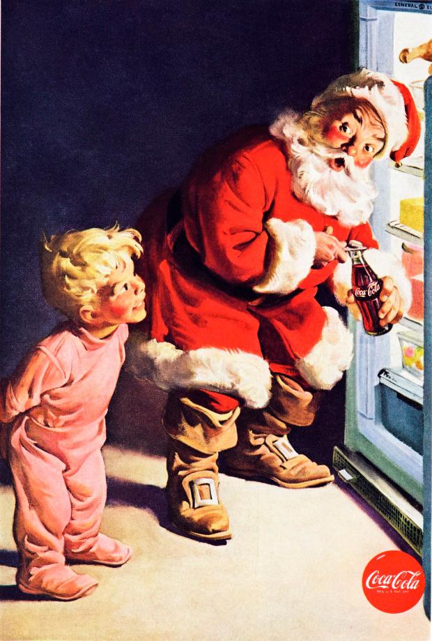 Классика от Кока-Кола 1959