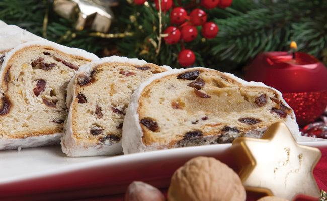 Классический рождественский немецкий кекс имеет давнюю историю, которая восходит к 15 веку.