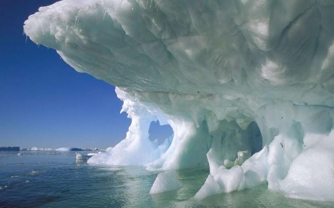 Ледники Антарктики стали таять в три раза быстрее