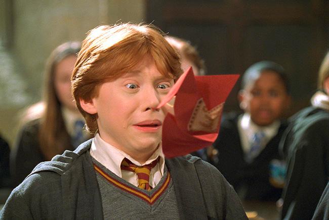 Новогодний подарок от автора Гарри Поттера