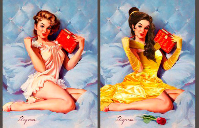 Диснеевские принцессы фото 5