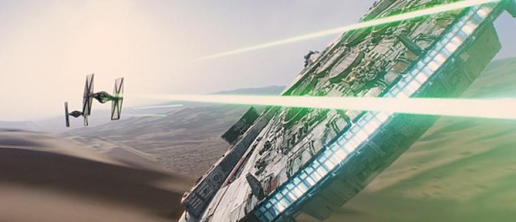 Седьмой эпизод «Звездных войн» - это только начало