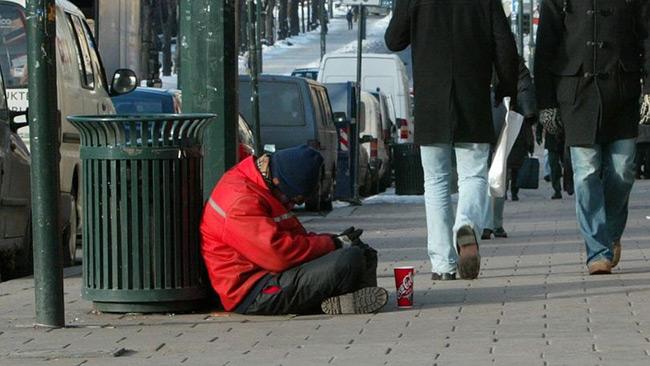 В Норвегии за помощь бездомным можно будет попасть в тюрьму