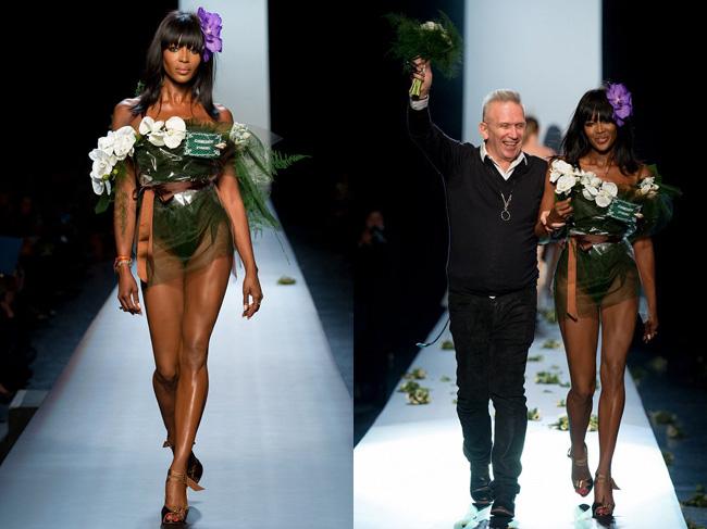 Парижская неделя моды: Свадебная феерия от Готье