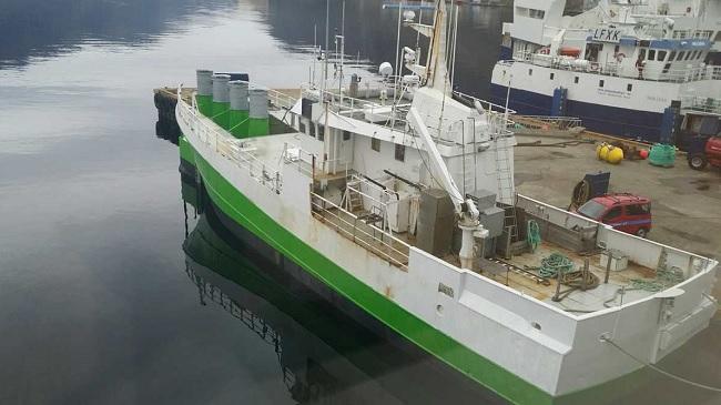 В Норвегии из старого судна сделали электростанцию