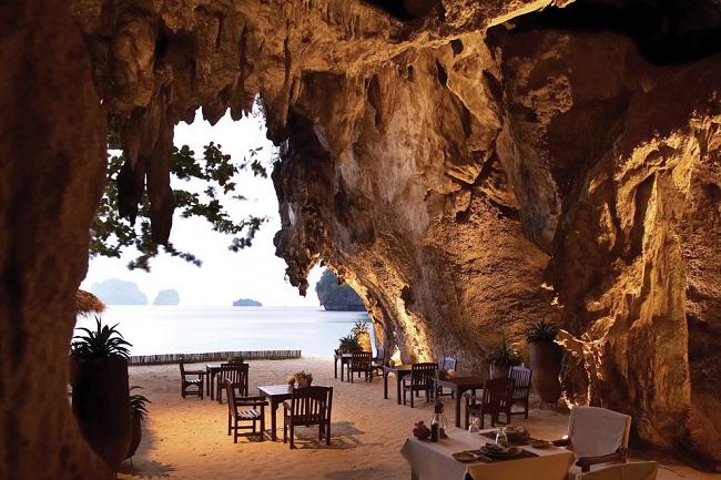 Ресторан пещере