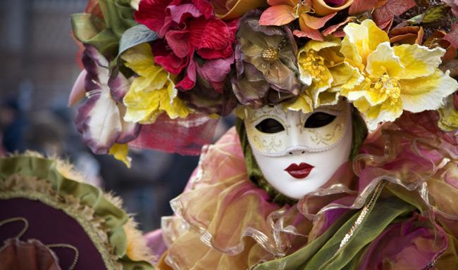 Стартовал Венецианский карнавал