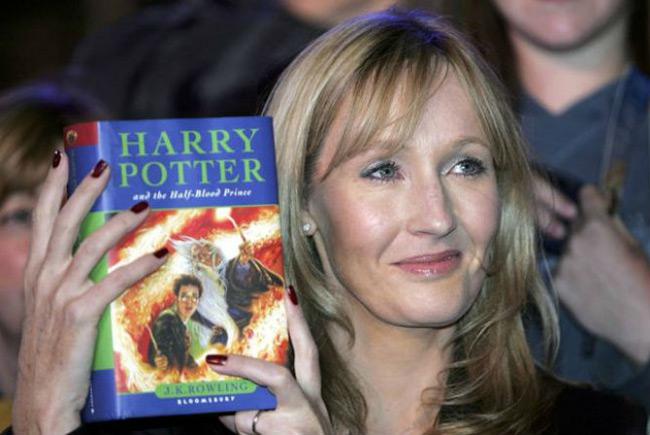 """""""Вышла книга о том, как создавались книги о Гарри Поттере"""" заблокирована Вышла книга о том, как создавались книги о Гарри Поттере"""