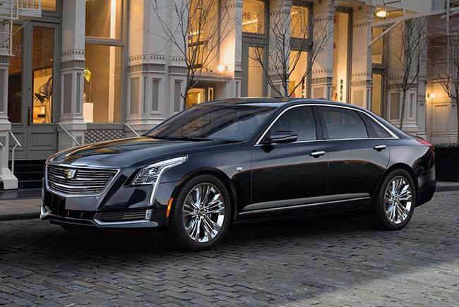 Cadillac объявил о девяти новинках