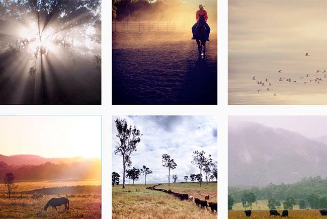 Простая жизнь и свет сельского Квинсленда. Австралия