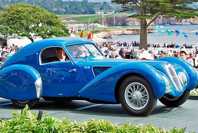 Коллекция уникальных автомобилей за $67 млн.